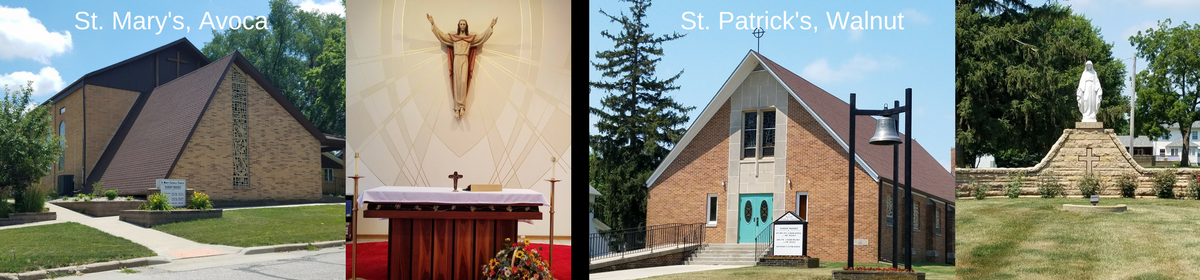 St. Mary's/St. Patrick's Parishes